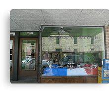 Dessert Studio - Earl Garrett Street - Kerrville, Texas Metal Print