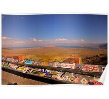 Mono Lake Basin Poster
