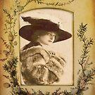 Edwardian Lady  by Irene  Burdell