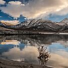 Crowley Lake by Cat Connor