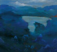 Blue Dawn by David Snider