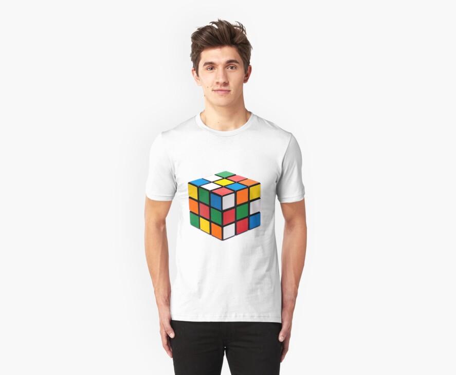 Rubik's cube! by Jeremydude