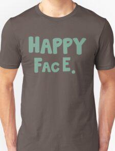 Happy Face. T-Shirt