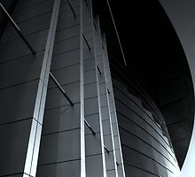 Adelaide Convention Centre- North Facade by Ben Loveday