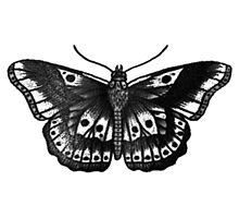 Harry Styles' Butterfly Tattoo by NiallsRuby