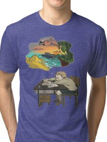 Junior Adventurer's Dreams Tri-blend T-Shirt