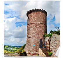 Gazebo Tower, Ross-on-Wye Poster