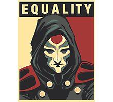 Amon - Equality Photographic Print