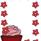 cupcake canvas  by Amy101