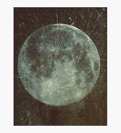 Moon Photographic Print