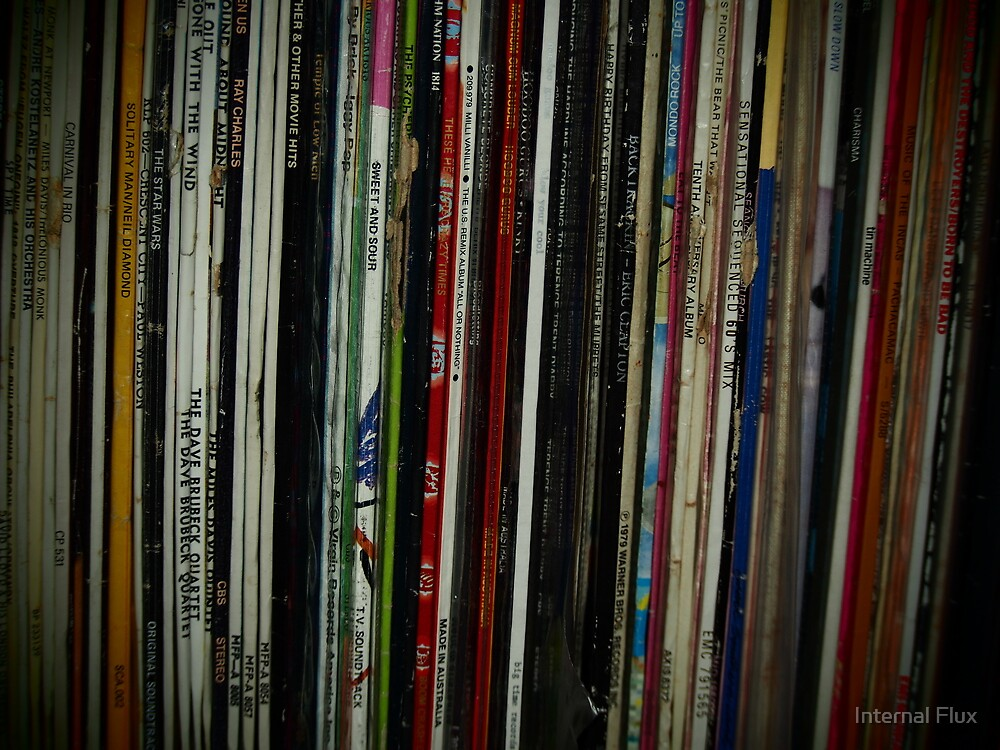 Vinyl Comfort by Internal Flux