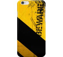 Damage Control iPhone Case/Skin