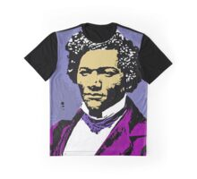 Frederick Douglass (American) Graphic T-Shirt