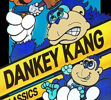 Dankey Kang   by NoirGraphic