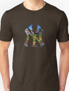 New York Yankees Stadium Logo T-Shirt