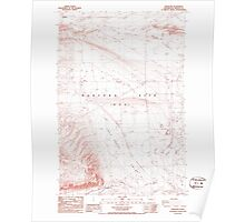 USGS Topo Map Washington State WA Riverland 243476 1986 24000 Poster