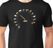 The Speed of Nature Unisex T-Shirt
