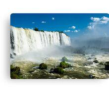 Cataratas do Iguaçu Canvas Print