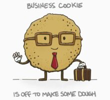 Business Cookie Kids Tee