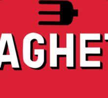 Spaghetti. Sticker