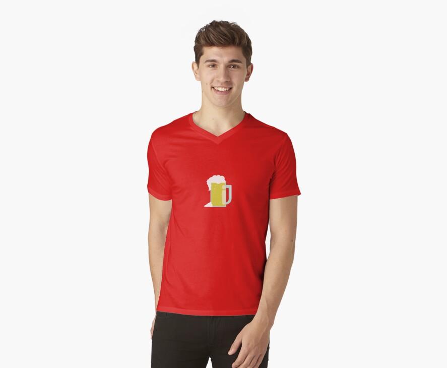 Beer T-Shirt by StevePaulMyers