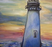 Lighthouse by Andrew Taylor
