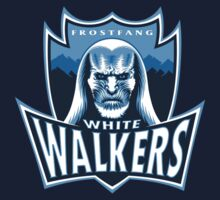 Frostfang White Walkers Kids Clothes