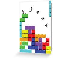 First Tetris, then the World Greeting Card