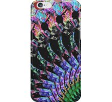 Abstract Collage of Colors iPhone Case/Skin