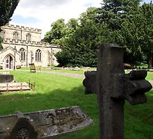 St Peter's Church, Market Bosworth, Warwickshire by trish725