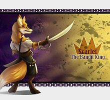 Scarlet The Bandit King by Temrin
