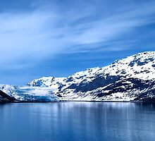 Glacier Bay Reflections by Paul Wolf