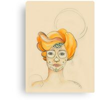 Miss. Sugar Canvas Print