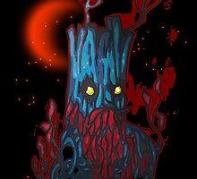 Blue Ent by Dark Threads