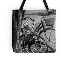 Bicycles-bicycles Tote Bag