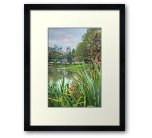 Victoria Park to the City Framed Print