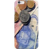 South African rand iPhone Case/Skin
