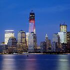 New York City 5 by William  Donnelly