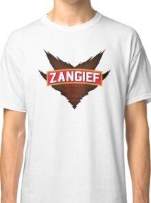 Zangief - Premium Red Cyclone Vodka Classic T-Shirt