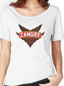 Zangief - Premium Red Cyclone Vodka Women's Relaxed Fit T-Shirt