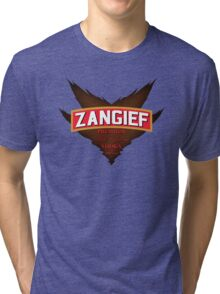 Zangief - Premium Red Cyclone Vodka Tri-blend T-Shirt