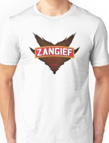 Zangief - Premium Red Cyclone Vodka Unisex T-Shirt