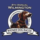 Wilmington Wiener Dog Races by Rich Anderson