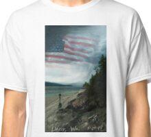 Daisy Flag Classic T-Shirt