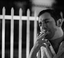 Concentrated smoker by Alberto Zumiani