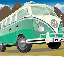 volkswagen by Meesh Scannapieco