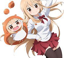 Umaru-chan x2 by animekitten