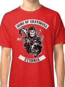 SONS OF GRAYSKULL!! (BLACK) Classic T-Shirt