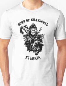 SONS OF GRAYSKULL!! (BLACK) Unisex T-Shirt