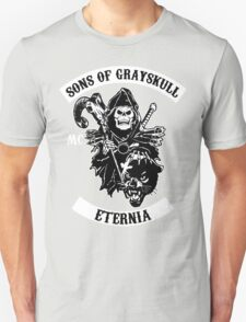 SONS OF GRAYSKULL!! (BLACK) T-Shirt